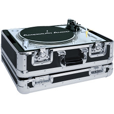 "Ultimate Turntable & 19"" Mixer Dust Cover Black MK2 (1 шт.)"