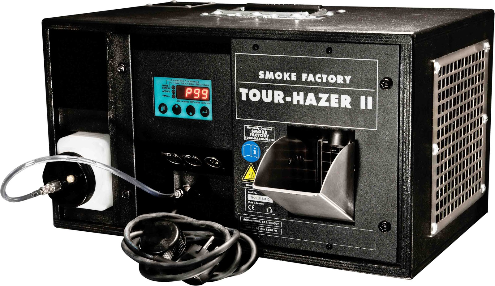 "SMOKE FACTORY TOUR HAZER II ""BOXED"""