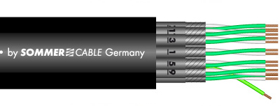 Sommer Cable 100-0451-08
