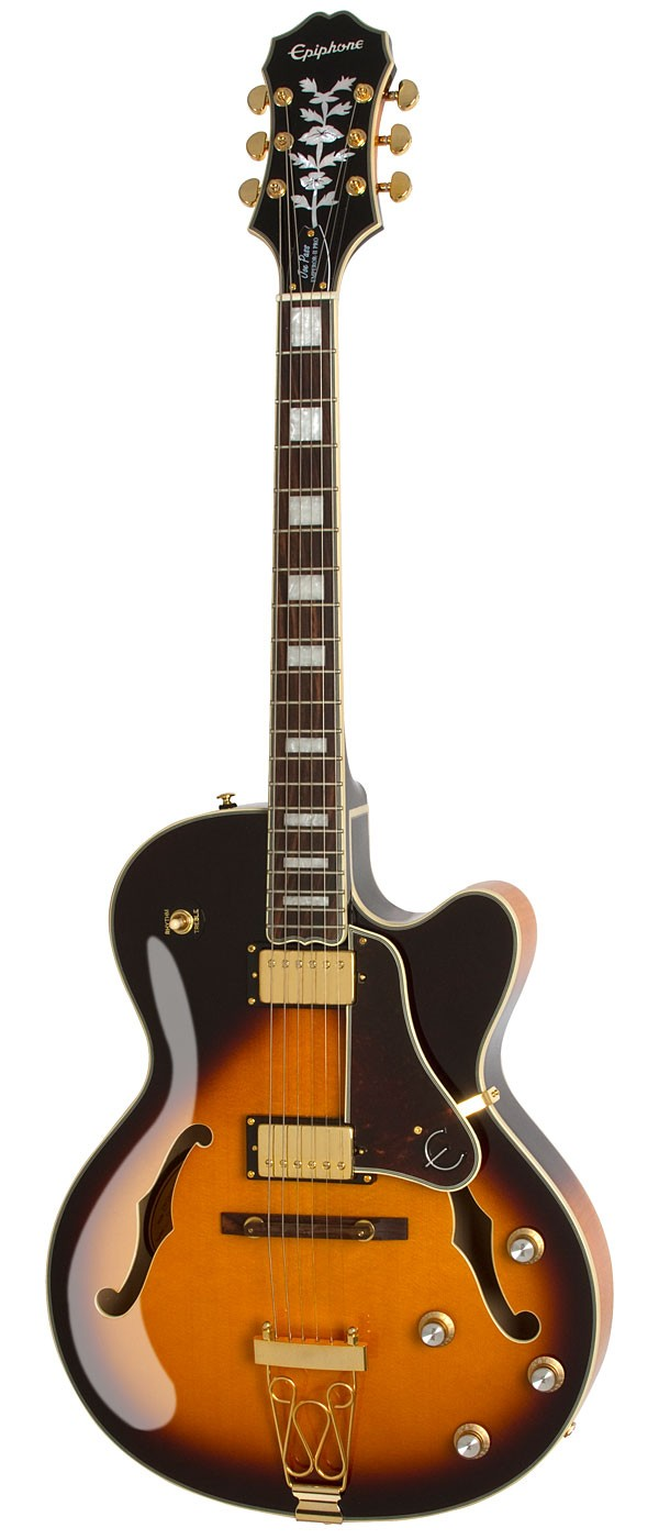EPIPHONE `Joe Pass` EMPEROR-II PRO VS