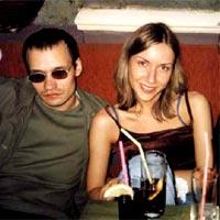 Олег и Полина Суховы