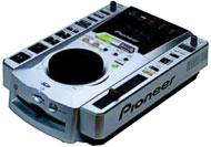 DMP-555 спроектирован на базе Pioneer CDJ-100S